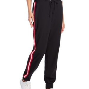 Pants - Striped joggers